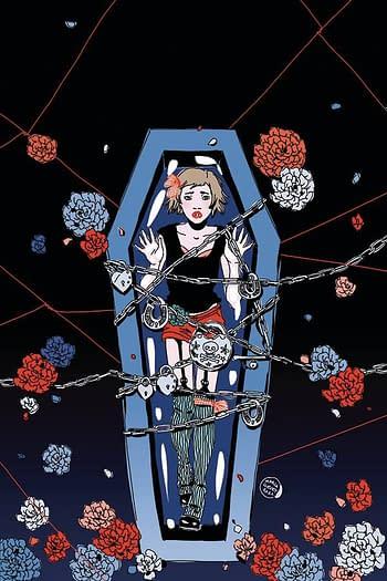 Cover image for MARIA LLOVETS PORCELAIN #2 CVR G 30 COPY INCV LLOVET VIRGIN