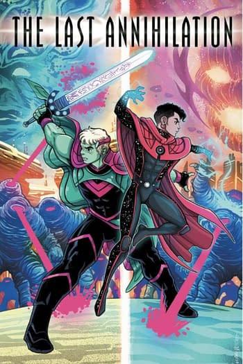 Wakanda, Wiccan And Hulkling Join Marvel Comics' Last Annihilation