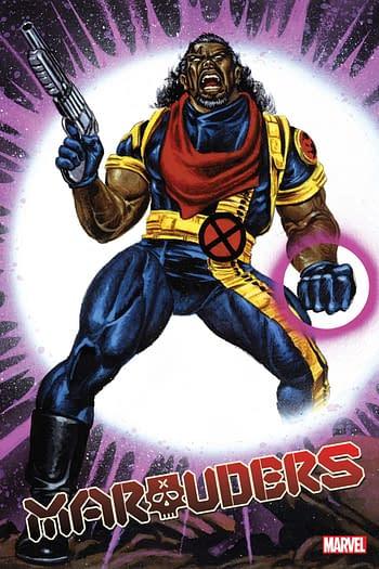 Marvel Comics Full October 2021 Solicits And Solicitations