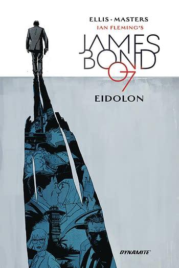 Cover image for JAMES BOND TP VOL 02 EIDOLON