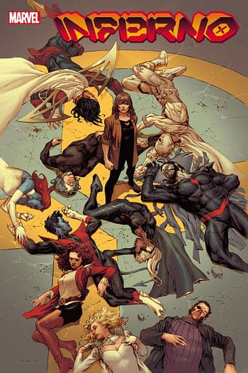 Xavier, Emma Frost, Magneto, Our Leaders Cannot Be Trusted - Inferno
