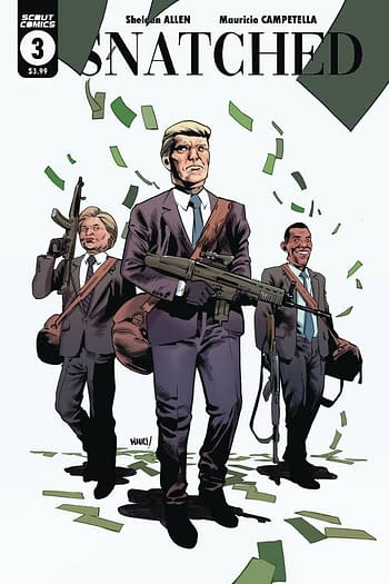 Cover image for SNATCHED #3