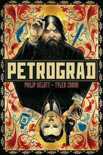 Cover image for PETROGRAD TP (MR)