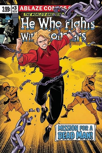 Cover image for HE WHO FIGHTS WITH MONSTERS #3 CVR D MOY R (MR)