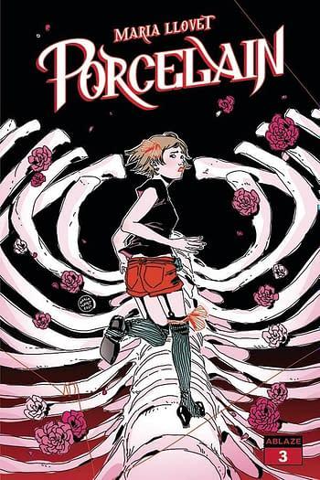 Cover image for MARIA LLOVETS PORCELAIN #4 CVR A LLOVET (MR)