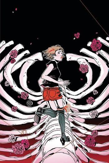 Cover image for MARIA LLOVETS PORCELAIN #4 CVR E 10 COPY LLOVET VIRGIN (MR)