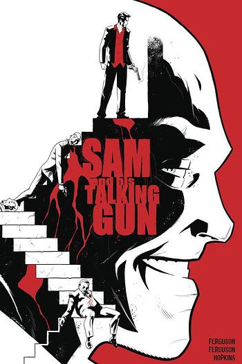 Cover image for SAM & HIS TALKING GUN TP