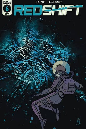 Cover image for REDSHIFT #6 (OF 6)