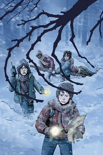 Dark Horse Comics' Full Soliicts & Solicitations For December 2021
