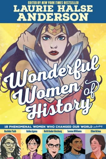 "DC Comics Renamed ""Wonder Women of History"" For Political Reasons"