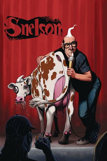 Cover image for SNELSON #1 CVR A HARPER (MR)