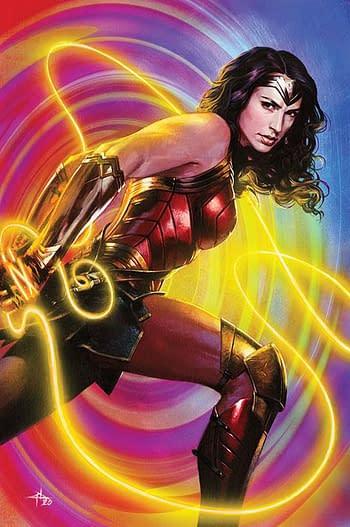 Wonder Woman Variant Covers