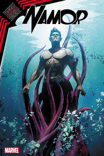 Marvel Comics Trademarks Black Tide - Will Debbie Bishop Challenge?