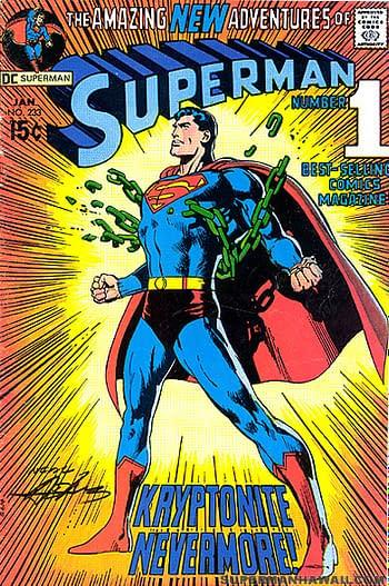 DC Comics' Chain-Breaking Trademark
