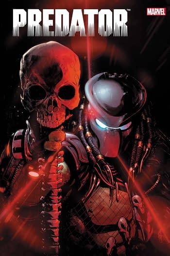 No Predator Comics From Marvel In 2021
