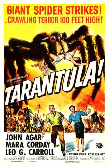 """Castle of Horror: Tarantula and the Fear of Radiation, Plus We Debate """"So Bad It's Good"""""""