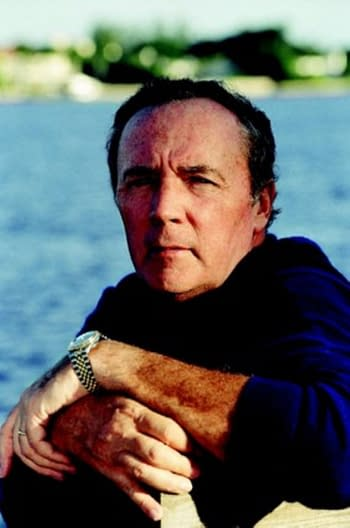 James Patterson, World's Best-Selling Author, Writing Graphic Novel.