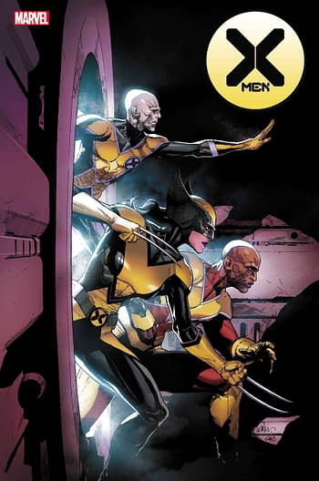 Laura Kinney - All Grown Up, Out Of The Vault? X-Men #18