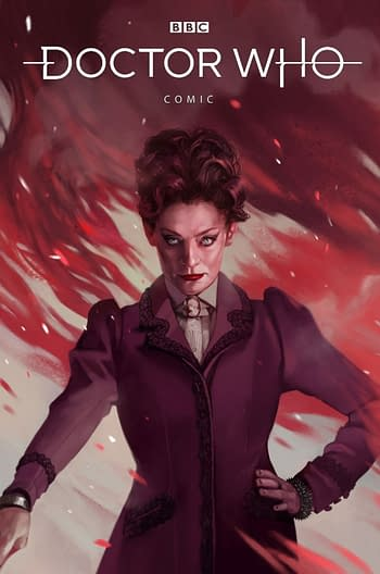 Missy Gets Own Doctor Who Comic For 50th Anniversary Of The Master