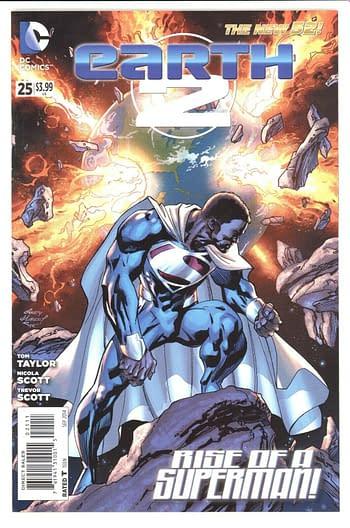 Black Superman Movie Sees DC Comics eBay Sales Explodes