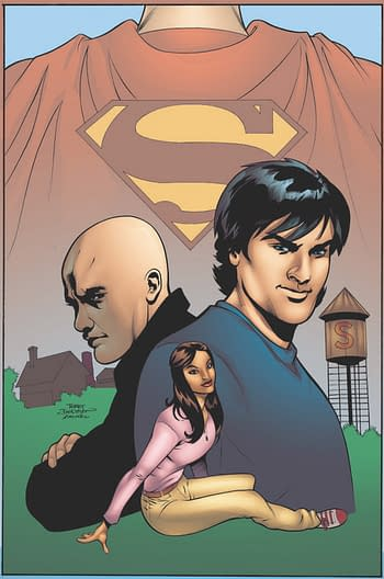 Smallville By Terry Dodson
