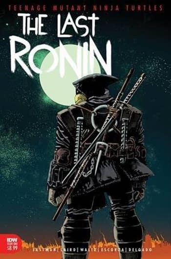 Retailers Will Not Be Getting All The TMNT: Last Ronin They Ordered