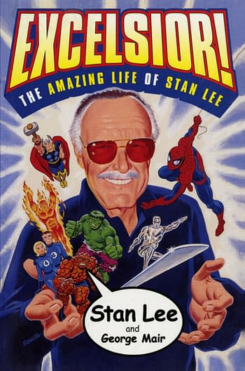 """Marvel Comics Editorial Ban The Use Of Stan Lee's """"Excelsior"""""""