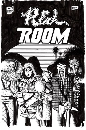 Ed Piskor's Red Room Is Fantagraphics' Best-Selling Comic In Decades