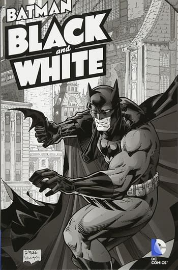 DC Comics to plan more Batman Black And White comics during the shutdown.
