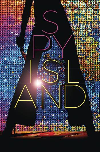 Spy Island #1 Cover B