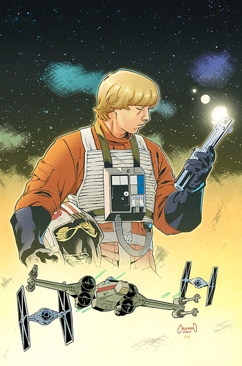 IDW Solicitations For May 2021 Launch Star Wars: Weapon of a Jedi #1