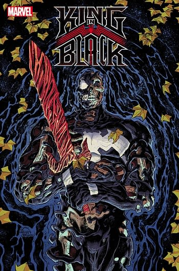 LATE: King In Black #5 Delay Now Delays Other Tie-In Comics