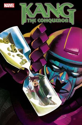 Kang The Conqueror #1 Tops Advance Reorders