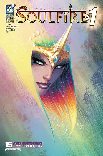 Aspen Solicits for July 2018: Nu Way, Soulfire Vol 7, and Dimension: War Eternal Begin