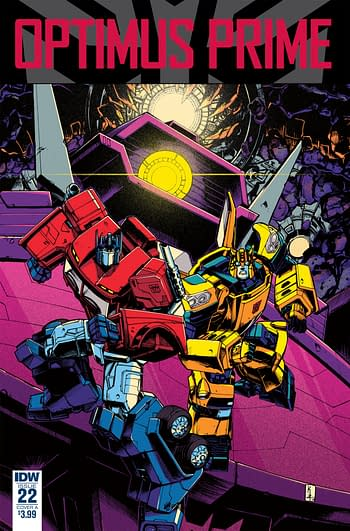 Unicron Returns to Transformers and the Brat Pack Returns to Comics: IDW Publishing July 2018 Solicits