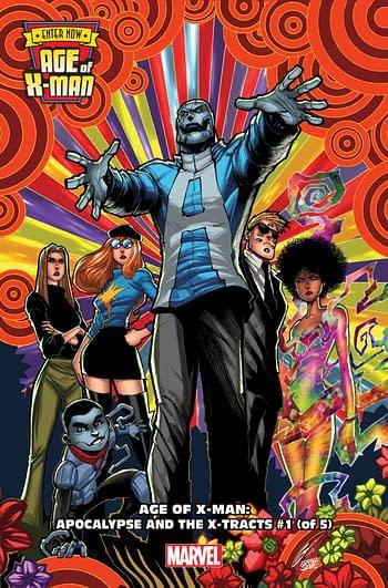 Frankensteining Marvel Comics Solicitations for February 2019