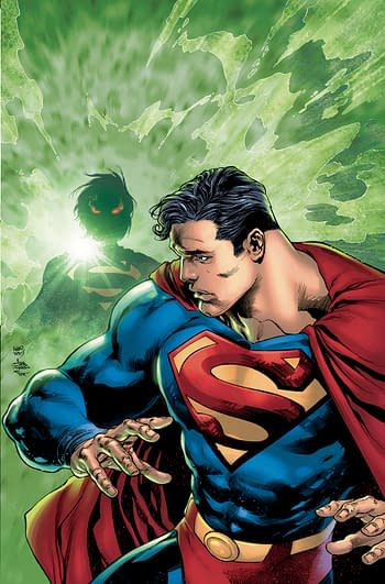 The New 'Superboy Prime' Look For Jonathan Kent?