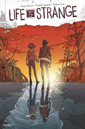 Life Is Strange #1 and Bloodshot: Rising Spirit #1 Go to Second Prints the Day Before Publishing