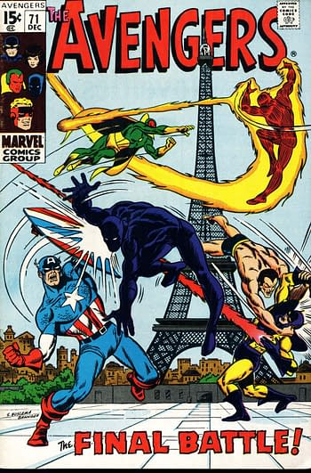 What Avengers: Endgame May Owe to Roy Thomas and Avengers #71
