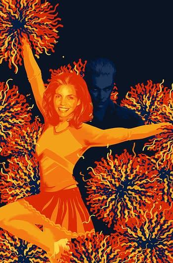Buffy The Vampire Slayer #3 Outsells Buffy #2