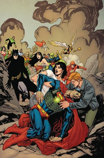 'Lois Lane is the Most Dangerous Woman in the DC Universe' – Brian Bendis