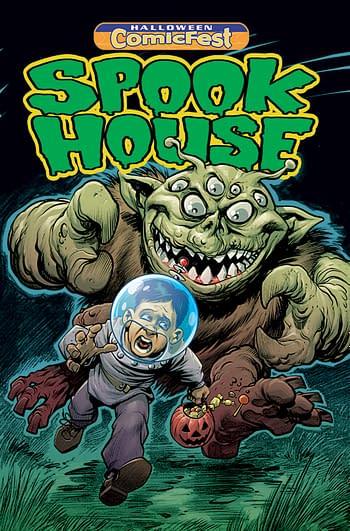 28 Free Comics for Hallowe'en ComicFest on Saturday, October 26th 2019
