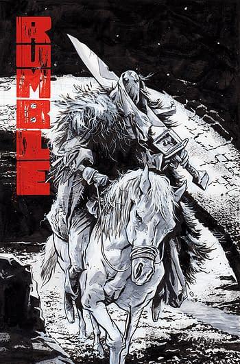 Image Comics Solicitations October 2019