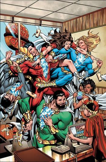 LATE: Shazam! #7 Now Eleven Weeks Late, Batman Vs Ra's Ah Ghul Slips to September
