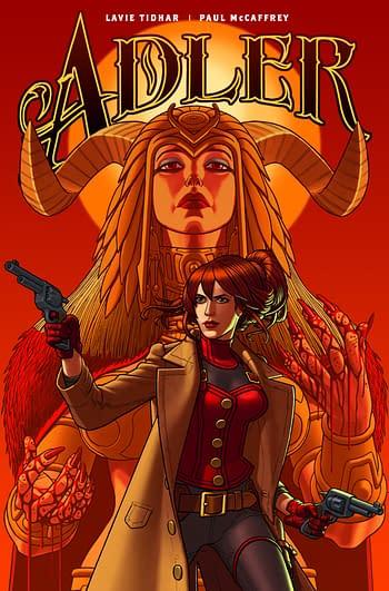 Titan Comics May 2020