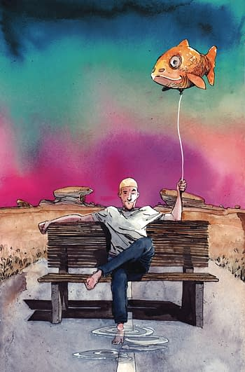 King Of Nowhere #1 Outsells Ice Cream Man #1 – Latest Salvo In Boom Vs Image Comics