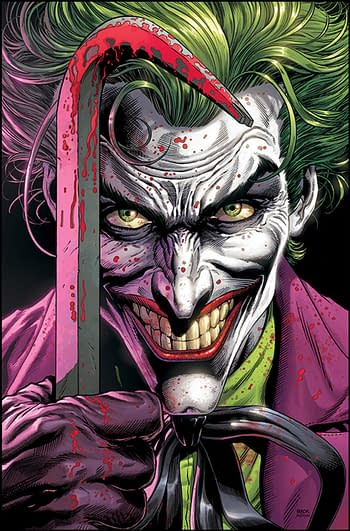 Three Jokers #1 Will Cost $7, More Than $2 Per Joker