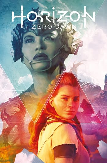 Horizon Zero Dawn Sequel in Titan Comics' August 2020 Solicitations.