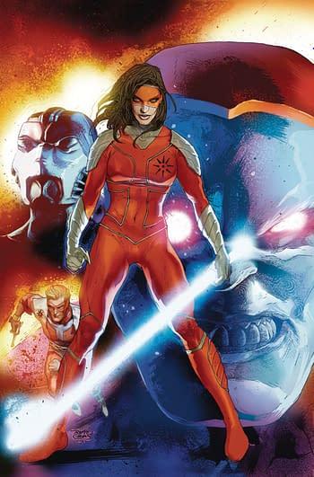 DC Comics Cancels Manhunters Secret History, Walmart Giants, Reprints