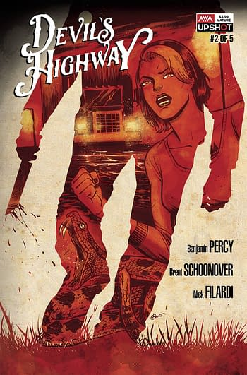 Mike Deodato Launches Bad Mother #1 in AWA August 2020 Solicits